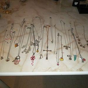Bundle of 51 Necklaces